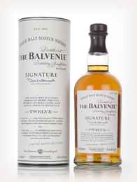 Balvenie Signature 12 Year Old Batch 002