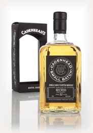 Ben Nevis 22 Year Old 1992 - Small Batch (WM Cadenhead) 3cl Sample