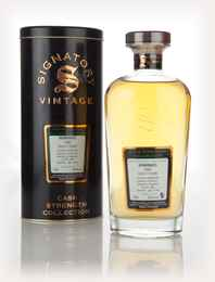 Benrinnes 17 Year Old 1995 (cask 5883) - Cask Strength Collection (Signatory) 3cl Sample