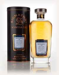 Bruichladdich 25 Year Old 1990 (cask 141) - Cask Strength Collection (Signatory) 3cl Sample