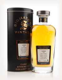 Cambus 22 Year Old 1991 (cask 55888) - Cask Strength Collection (Signatory)