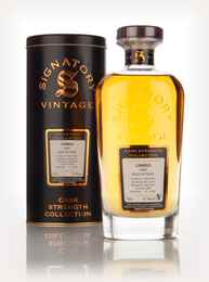 Cambus 24 Year Old 1991 (cask 55891) - Cask Strength Collection (Signatory)