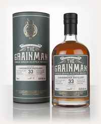 Carsebridge 33 Year Old 1982 (cask 74681) (The Grainman)