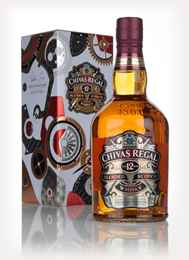 Chivas Regal 12 Year Old - 'Made for Gentlemen' by Bremont