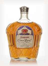 Seagram's Crown Royal Canadian Whisky - 1970s