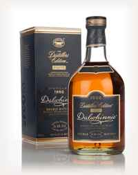Dalwhinnie 1992 (bottled 2010) Oloroso Cask Finish - Distillers Edition 3cl Sample