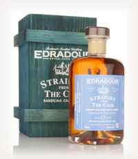 Edradour 12 Year Old 1997 Sassicaia Cask Finish - Straight from the Cask 56.4%
