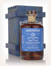 Edradour 12 Year Old 1998 Sassicaia Cask Finish - Straight from the Cask