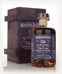 Edradour 13 Year Old 1998 Bordeaux Cask Finish - Straight from the Cask