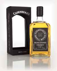 Glen Garioch 23 Year Old 1991 - Small Batch (WM Cadenhead) 3cl Sample