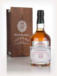 Glen Grant 25 Year Old 1985 - Old & Rare Platinum (Hunter Laing)