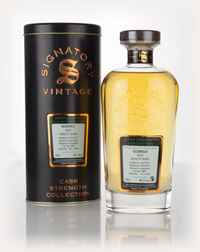 Glenisla 37 Year Old 1977 (cask 19602) - Cask Strength Collection (Signatory)