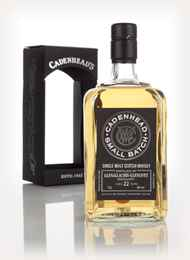 Glenallachie 22 Year Old 1992 - Small Batch (WM Cadenhead) 3cl Sample