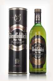 Glenfiddich Special Old Reserve (with Presentation Tube) - 1980s