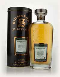 Glenglassaugh 32 Year Old 1979 Cask 1543 - Cask Strength Collection (Signatory)