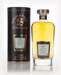 Glenlivet 34 Year Old 1981 (cask 9645) - Cask Strength Collection (Signatory)
