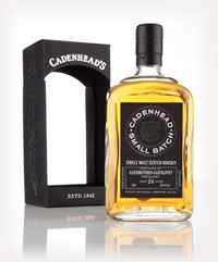 Glenrothes 24 Year Old 1989 - Small Batch (WM Cadenhead)