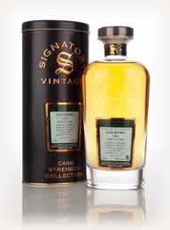 Glenrothes 25 Year Old 1990 (cask 19013) - Cask Strength Collection (Signatory) 3cl Sample