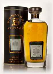 Glentauchers 30 Year Old 1981 Cask 1050 - Cask Strength Collection (Signatory)