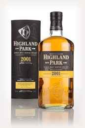 Highland Park 2001 (bottled 2012) 1l 3cl Sample