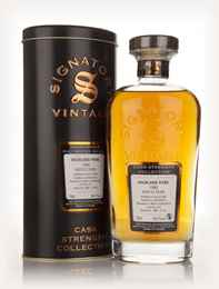 Highland Park 22 Year Old 1990 (cask 571) - Cask Strength Collection (Signatory)