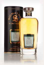 Imperial 20 Year Old 1995 (casks 50224 + 50225) - Cask Strength Collection (Signatory)