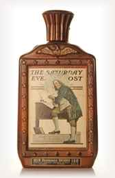 Beam's Choice - The Saturday Evening Post Decanter