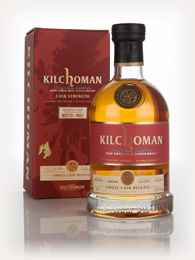 Kilchoman 4 Year Old 2010 - Single Quarter Cask Release (cask 582/2010) (Master of Malt)