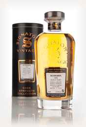 Inchmurin 21 Year Old 1993 (cask 2850) - Cask Strength Collection (Signatory) 3cl Sample
