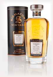 Inchmurrin 22 Year Old 1993 (cask 2851) - Cask Strength Collection (Signatory) 3cl Sample