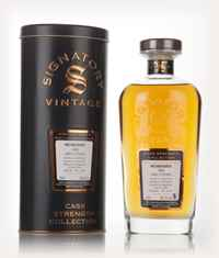 Inchmurrin 23 Year Old 1993 (cask 2854) - Cask Strength Collection (Signatory)