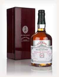 Macallan 25 Year Old 1990 - Old & Rare Platinum (Hunter Laing)