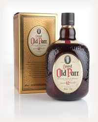 Grand Old Parr 12 Years Old 3cl Sample