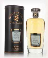 Mortlach 8 Year Old 2008 (cask 800007 & 800008) - Cask Strength Collection (Signatory)