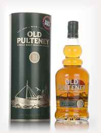 Old Pulteney 21 Year Old 3cl Sample