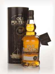 Old Pulteney Limited Edition 1990 Vintage 3cl Sample