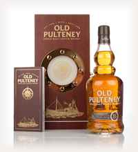 Old Pulteney 35 Year Old 3cl Sample