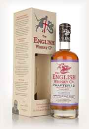 English Whisky Co. Chapter 12 (2012 Bottling)