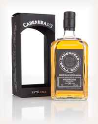 Strathclyde 26 Year Old 1989 (bottled 2015) - Small Batch (WM Cadenhead)