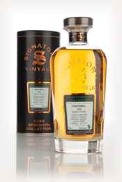 Strathmill 25 Year Old 1990 (cask 100180) - Cask Strength Collection (Signatory) 3cl Sample