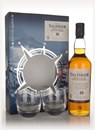 Talisker 10 Year Old Atlantic Challenge Gift Pack with 2x Glasses