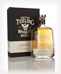 Teeling 15 Year Old The Revival 3cl Sample