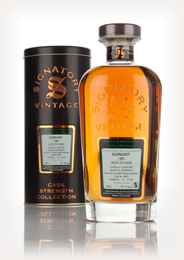 Glenlivet 33 Year Old 1981 (cask 9463) - Cask Strength Collection (Signatory)