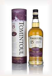 Tomintoul 15 Year Old Portwood Finish 3cl Sample