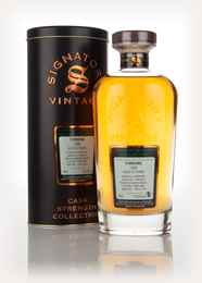 Tormore 23 Year Old 1992 (casks 5690 + 5691) - Cask Strength Collection (Signatory) 3cl Sample