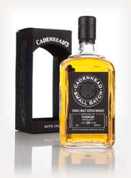 Tormore 30 Year Old 1984 - Small Batch (W.M. Cadenhead)