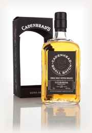 Tullibardine 21 Year Old 1993 - Small Batch (WM Cadenhead) 3cl Sample