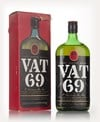 VAT 69 (Square Bottle) - 1960s