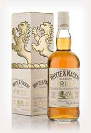 Whyte and Mackay Prize Blended Scotch Whisky