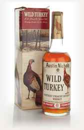Wild Turkey 8 Year Old - 1970s 3cl Sample